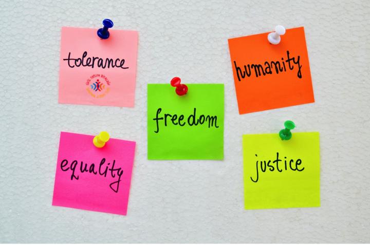 Demokrasi Kültürü ve Hukukun Üstünlüğü için Avrupa Diyaloğu