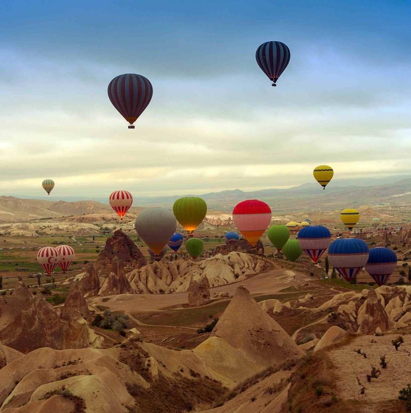 Kapadokya Festivalinde Sivil Toplum Diyaloğu