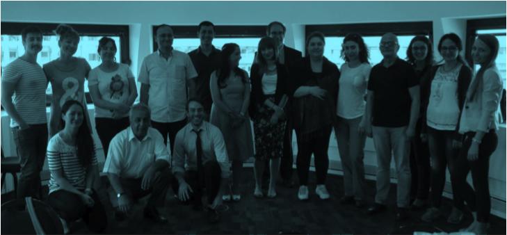Demokratik katılım projesi STGM'nin öncülüğünde devam ediyor!