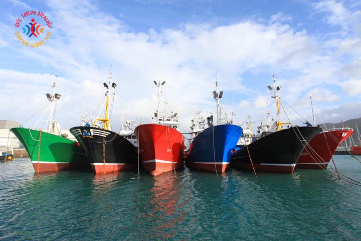 Balıkçılıkta AB-TR Diyaloğu Güçleniyor