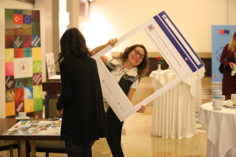 Sivil Toplum Diyaloğu Ailesi Antalya'da Buluştu!
