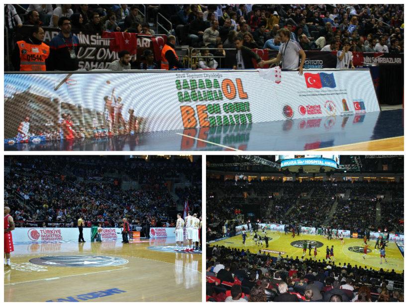 Türkiye ve Litvanya'da Aile Basketbol Turnuvaları Yolda