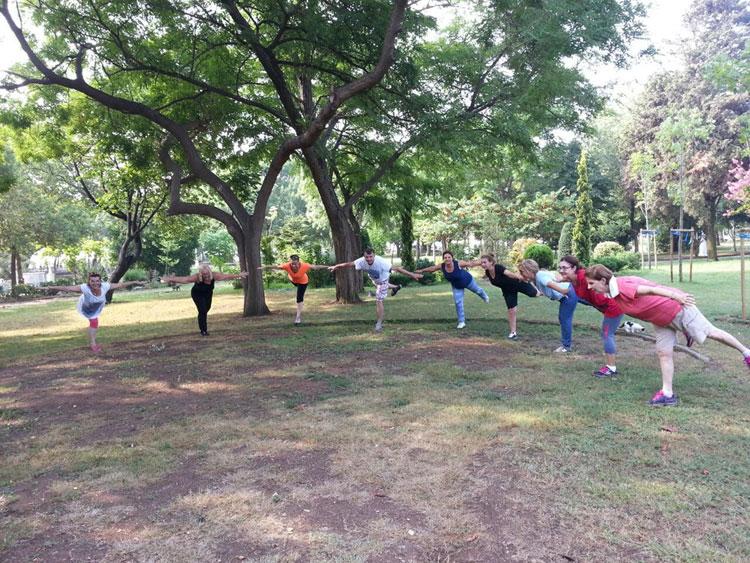 Kaliteli Hayat, Hastalıksız Ömür: Erişkinler İçin Spor