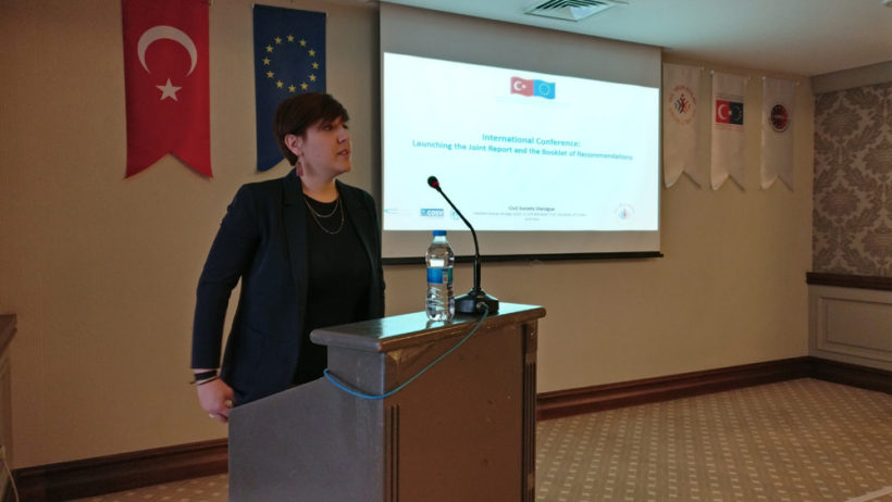 Akdeniz Diyalog Köprüsü Projesi Gaziantep'teki Konferansla Sona Erdi
