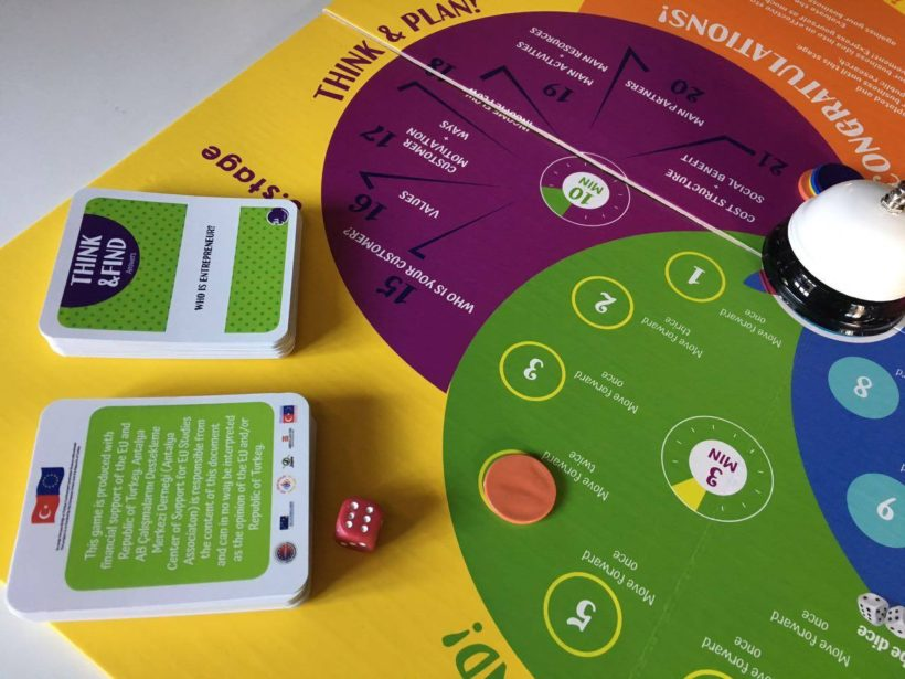 Girişimcilik Eğitim Modülü YÖK'e Sunuluyor