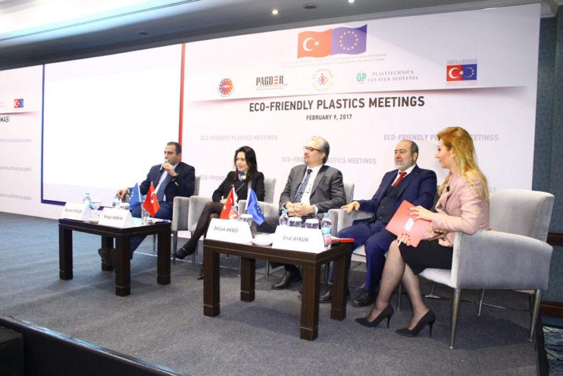 Doğa Dostu Plastikler Projesi İstanbul'da Sektör Çalışanlarıyla Buluştu