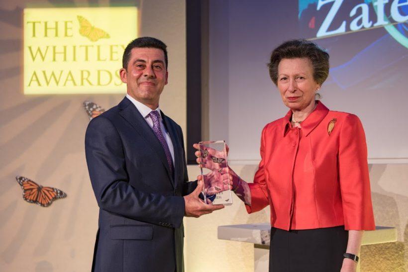 Uluslararası Whitley Doğa Koruma Altın Ödülü Bu Yıl Türkiye'nin Oldu!