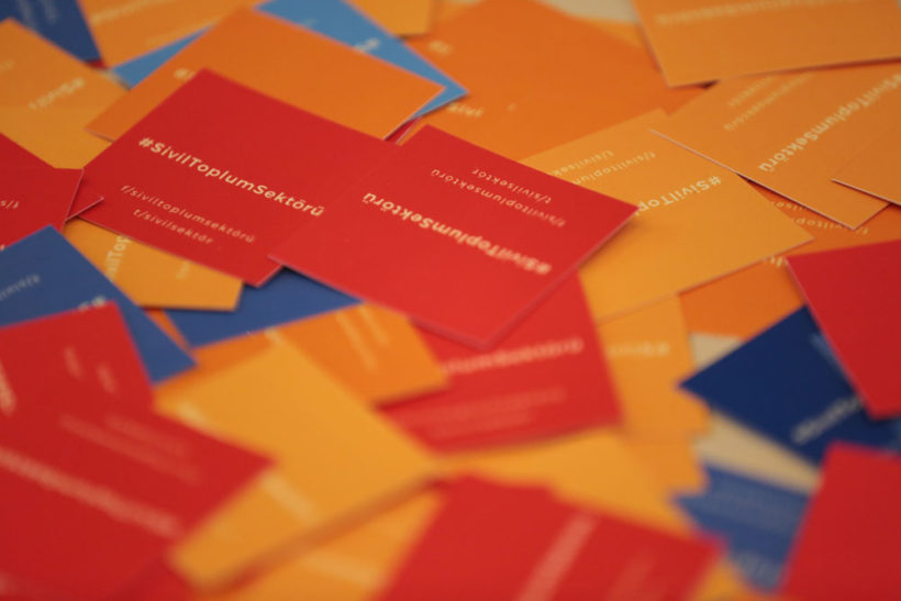 Sivil Toplum Sektörü Ortaklıklar – Ağlar Hibe Programı Brüksel'de Tanıtılıyor