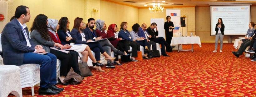 Sivil Toplum Sektörü Çalıştayları