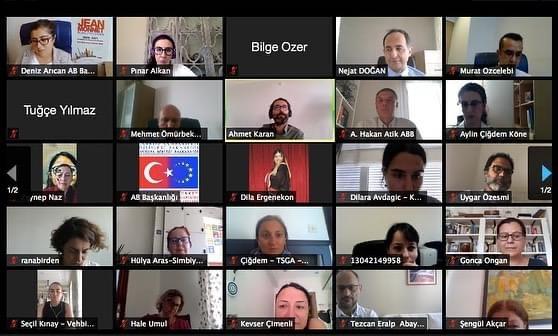 Sivil Toplum Buluşması: Sosyal Girişimciliğin Desteklenmesi Toplantısı Gerçekleştirildi